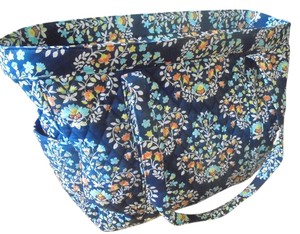 Vera Bradley Chandelier Floral Travel Bag