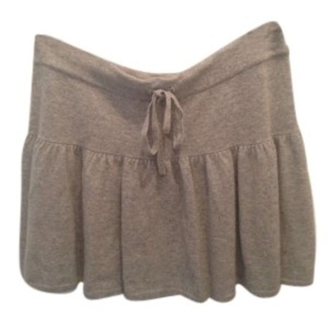 Preload https://item1.tradesy.com/images/juicy-couture-gray-cashmere-miniskirt-size-6-s-28-146965-0-0.jpg?width=400&height=650