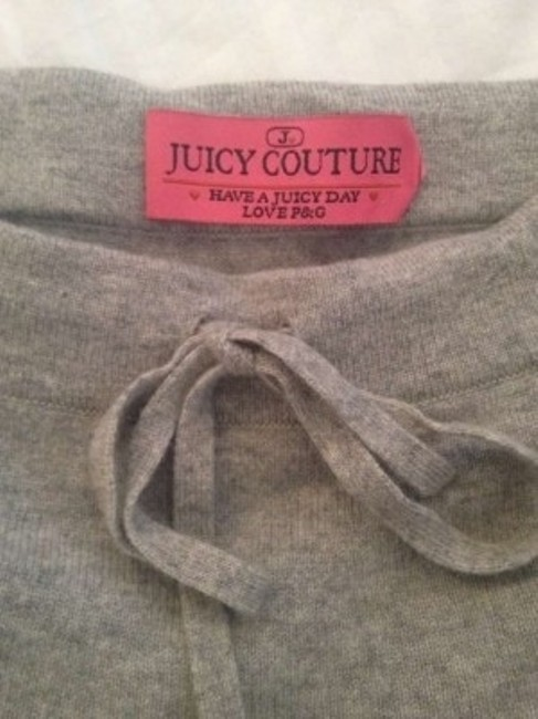 Juicy Couture Mini Skirt Gray