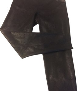 Vince Camuto Rich Black Leggings
