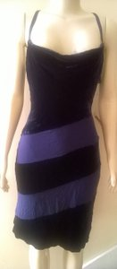 Donna Ricco Blue, Navy Dress