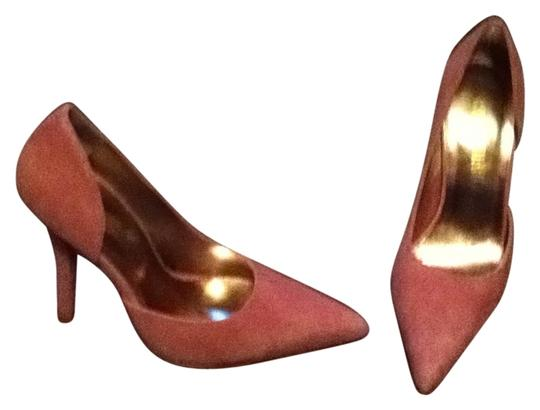Colin Stuart pink Pumps