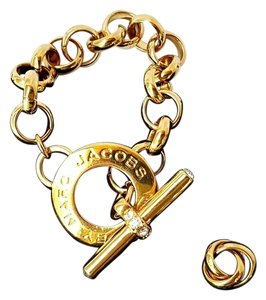 Marc by Marc Jacobs Marc by Marc Jacob Golden Bracelet