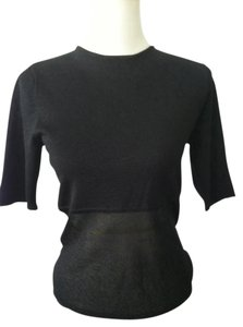 Mark Eisen Holiday Date Evening Top black (sparkly)