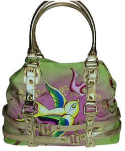 Ed Hardy Shoulder Bags - Up to 90% off at Tradesy a2df25f00f557