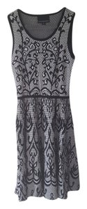 Cynthia Rowley Knit Casual Print Dress