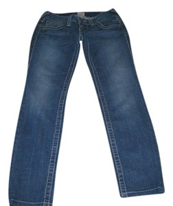 True Religion Julies Slim Skinny Jeans-Light Wash