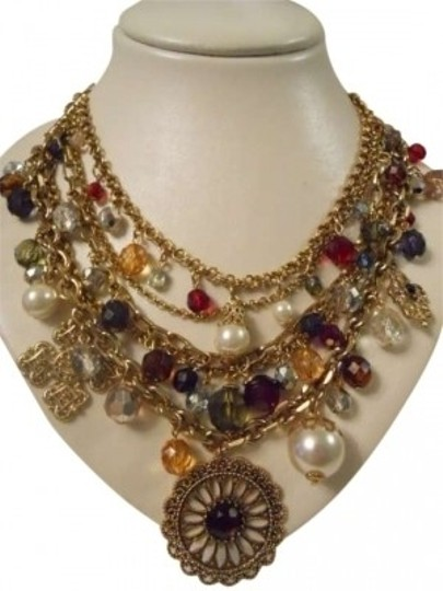 Preload https://item2.tradesy.com/images/gold-multi-chain-necklace-146996-0-0.jpg?width=440&height=440