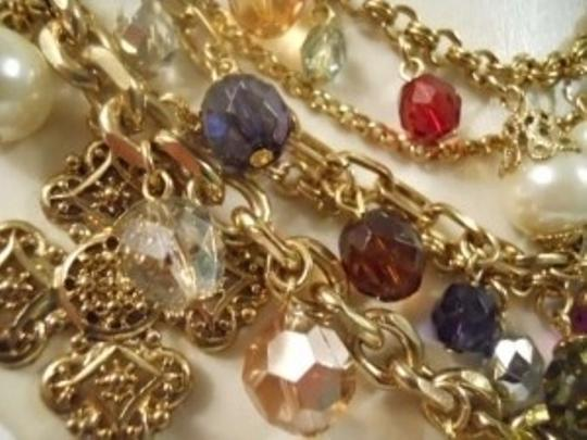Other Multi chain necklace