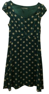 Romy short dress Green on Tradesy