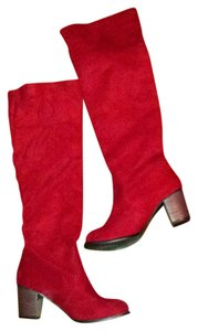 max collection (Reserved For Manon) dark red Boots