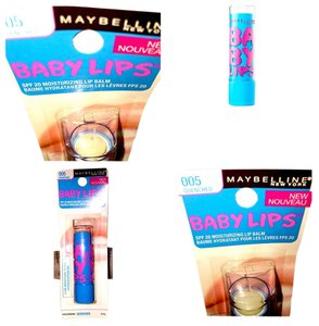 Maybelline Maybelline Baby Lips- Quenched