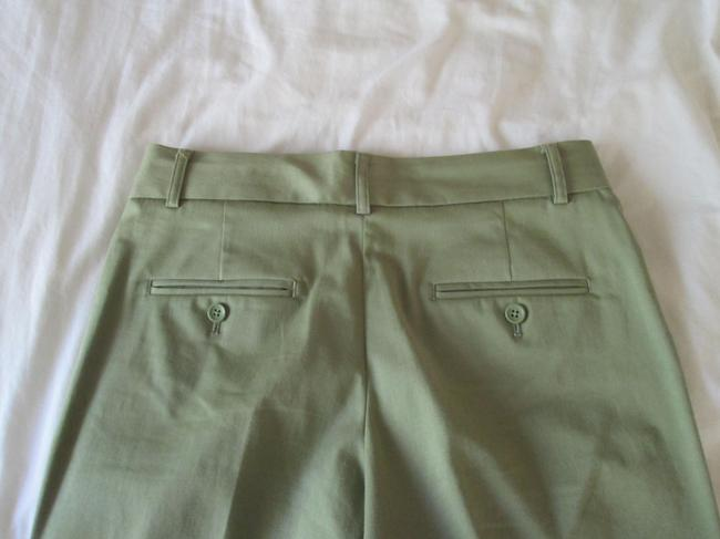 Express Flare Pants Mossy green