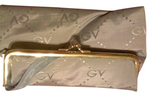 Gloria Vanderbilt Gloria Vanderbilt Clutch Cosmetic Bag Purse with Mirror