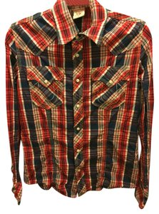 True Religion Button Down Shirt