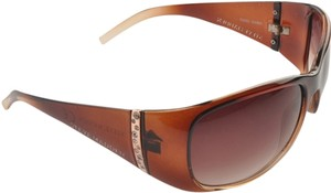Steve Madden Steve Madden S5282 Sunglasses in Ombre/Brown for Women