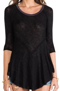 Free People Loose Bottom Classy Look Tunic