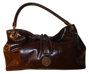 Dana Buchman Faux Leather Shoulder Bag