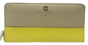 Kate Spade New Kate Spade Southport Avenue Neda Leather Zip Around Wallet