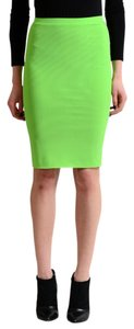 Versace Skirt Bright Green