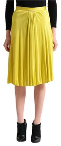 Versace Collection Skirt Yellow