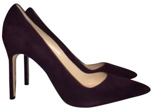 Manolo Blahnik Eggplant (purple) Pumps
