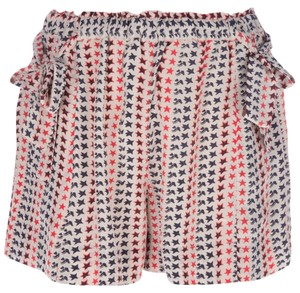 Isabel Marant Shorts Star Print