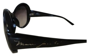 Marc Jacobs MARC JACOBS Sunglasses- Black Oversized