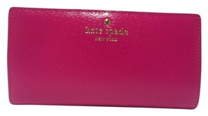 Kate Spade New Kate Spade Grand Street Stacy Wallet Sweet Heart Pink Color
