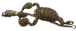 Unique Scorpion Bracelet with Crystals Free Shipping