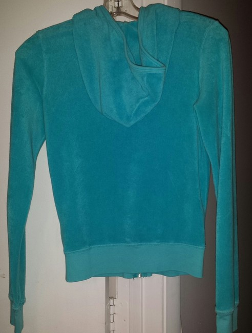 Juicy Couture Zipper Size Small Sweatshirt