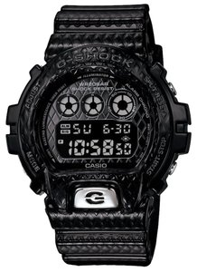 G-Shock G-Shock Black Geometric Digital Watch