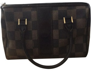 Fendi Vintage Leather Satchel