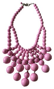 Other Pink Bubble necklace