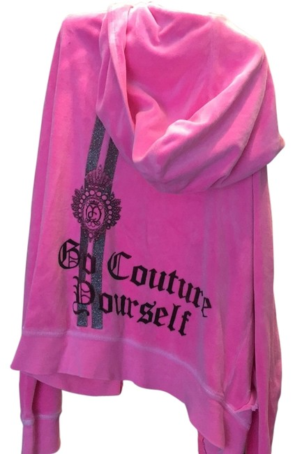 Item - Pink with Grey Activewear Outerwear Size 8 (M, 29, 30)