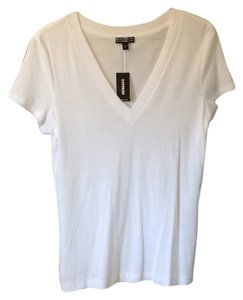 Express T Shirt White