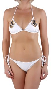 Balmain New Balmain Fashion Sexy Triangle Bikini US M-L/IT46 MSRP $398