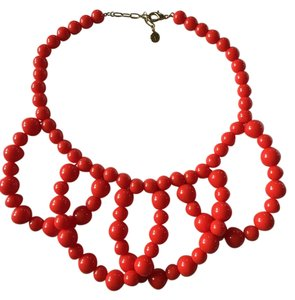 Trina Turk Orange necklace