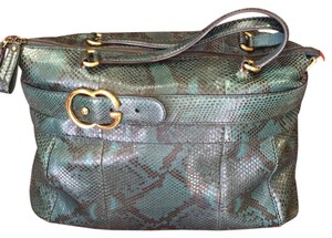 Gucci Satchel in Forest Green