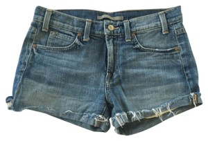 Vince Cut Off Shorts Denim
