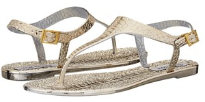 Steve Madden Light Gold Sandals