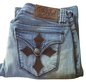 Sinful Boot Cut Jeans