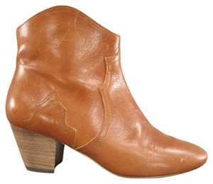 Isabel Marant Summer Spring Dicker Brown Boots