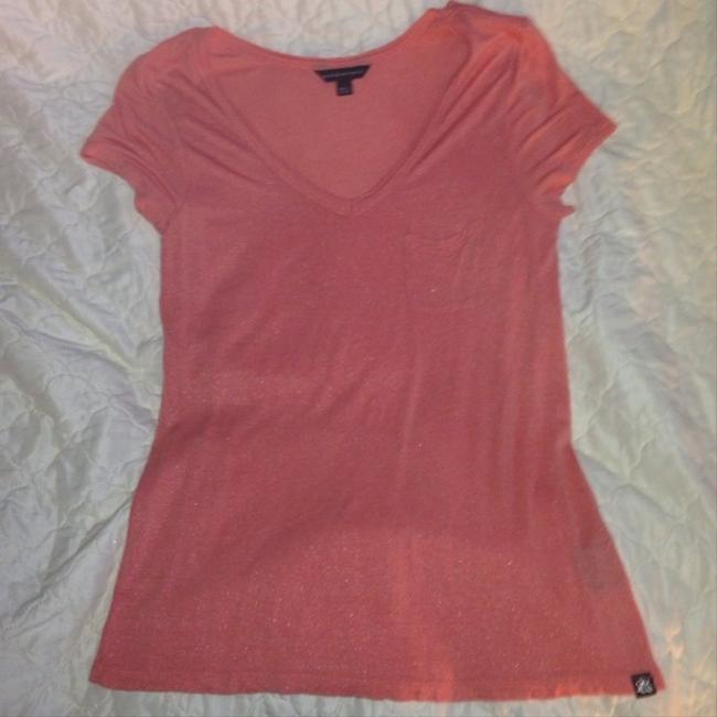 Preload https://item1.tradesy.com/images/rock-and-republic-coral-tee-shirt-size-4-s-1471360-0-0.jpg?width=400&height=650