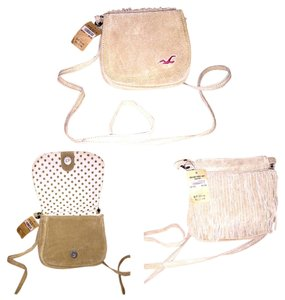 Hollister Cross Body Bag