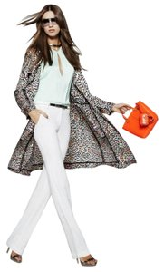 BCBGMAXAZRIA Bcbg Papaya Executive Trench Coat