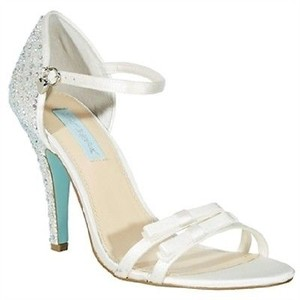 Betsey Johnson Betsey Johnson Rhinestone Wedding Shoes Wedding Shoes