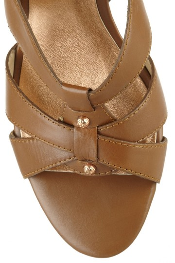 Belle by Sigerson Morrison Leather Brown Sandals