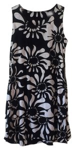 Escapada Living short dress Black and White on Tradesy