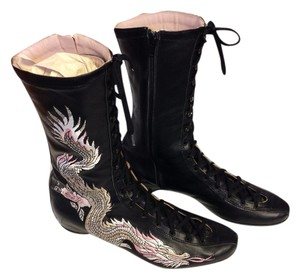 Ash Dragon Multicolor Boots